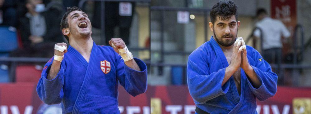 8 Medals in Tel Aviv Grand Slam