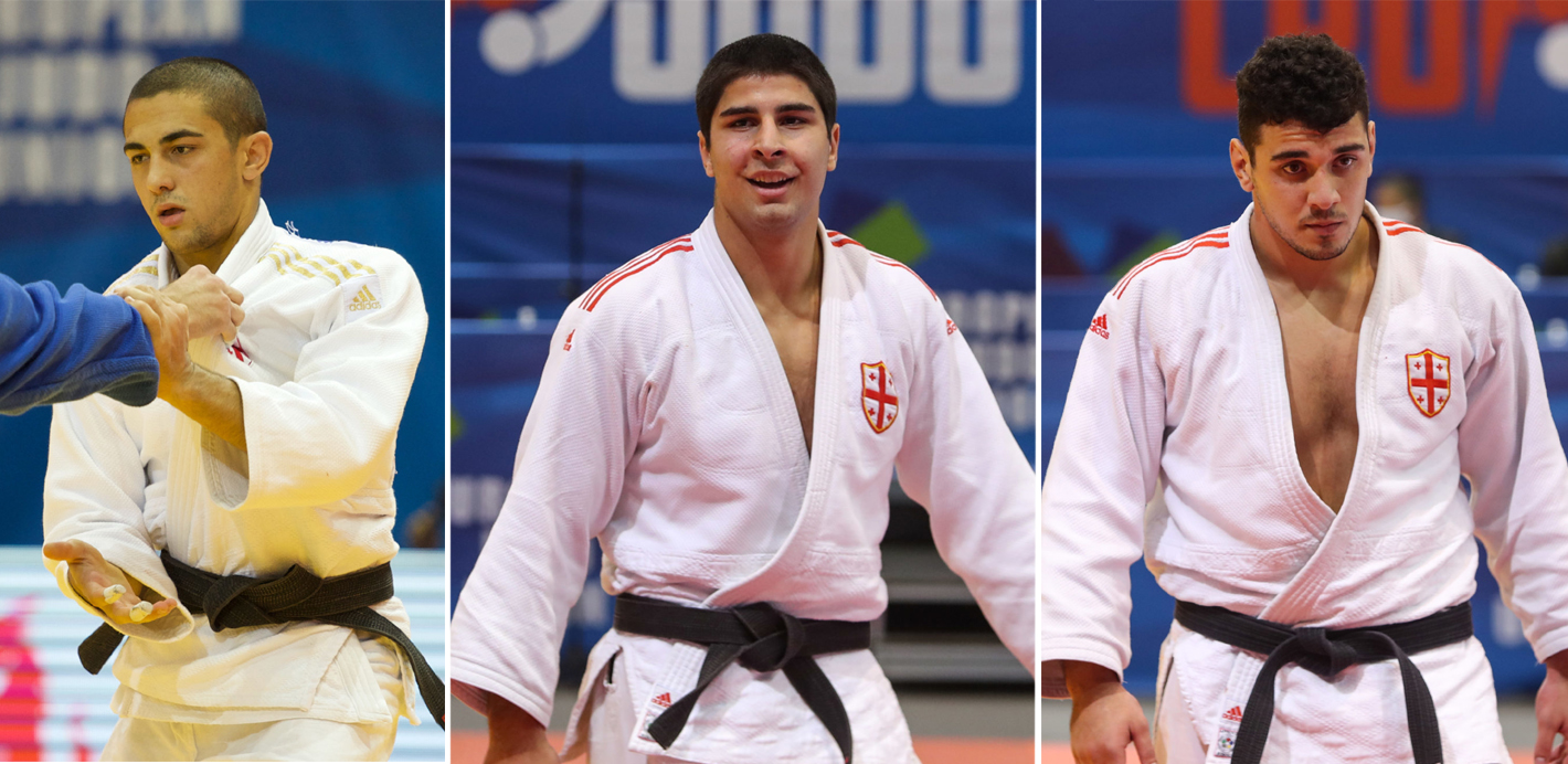 Gold, Silver and Bronze in the Junior European Championships