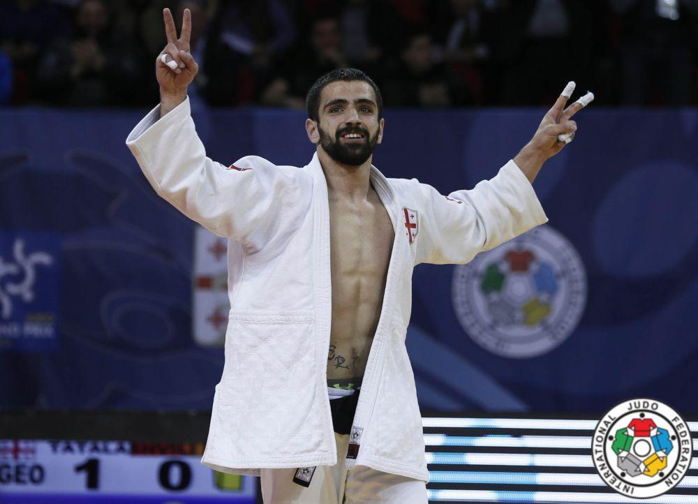 Tatalashvili's Gold In Tbilisi Grand Prix