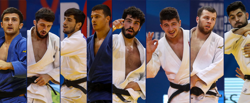 8 medals at the European Championships U-23