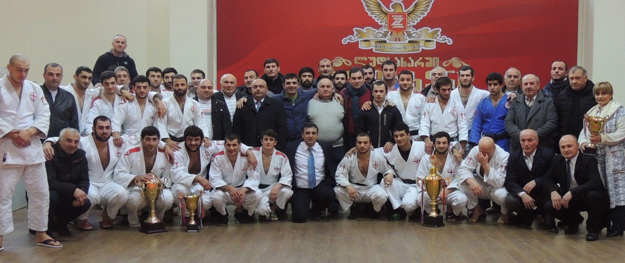 Georgian Club Championships 2016