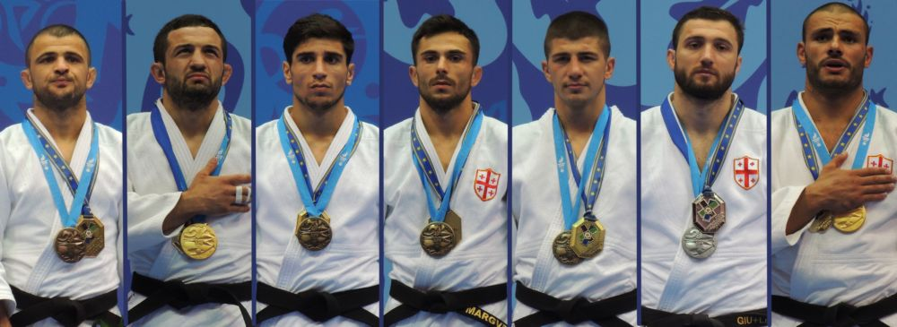 Tushishvili's Gold and Liparteliani's Silver