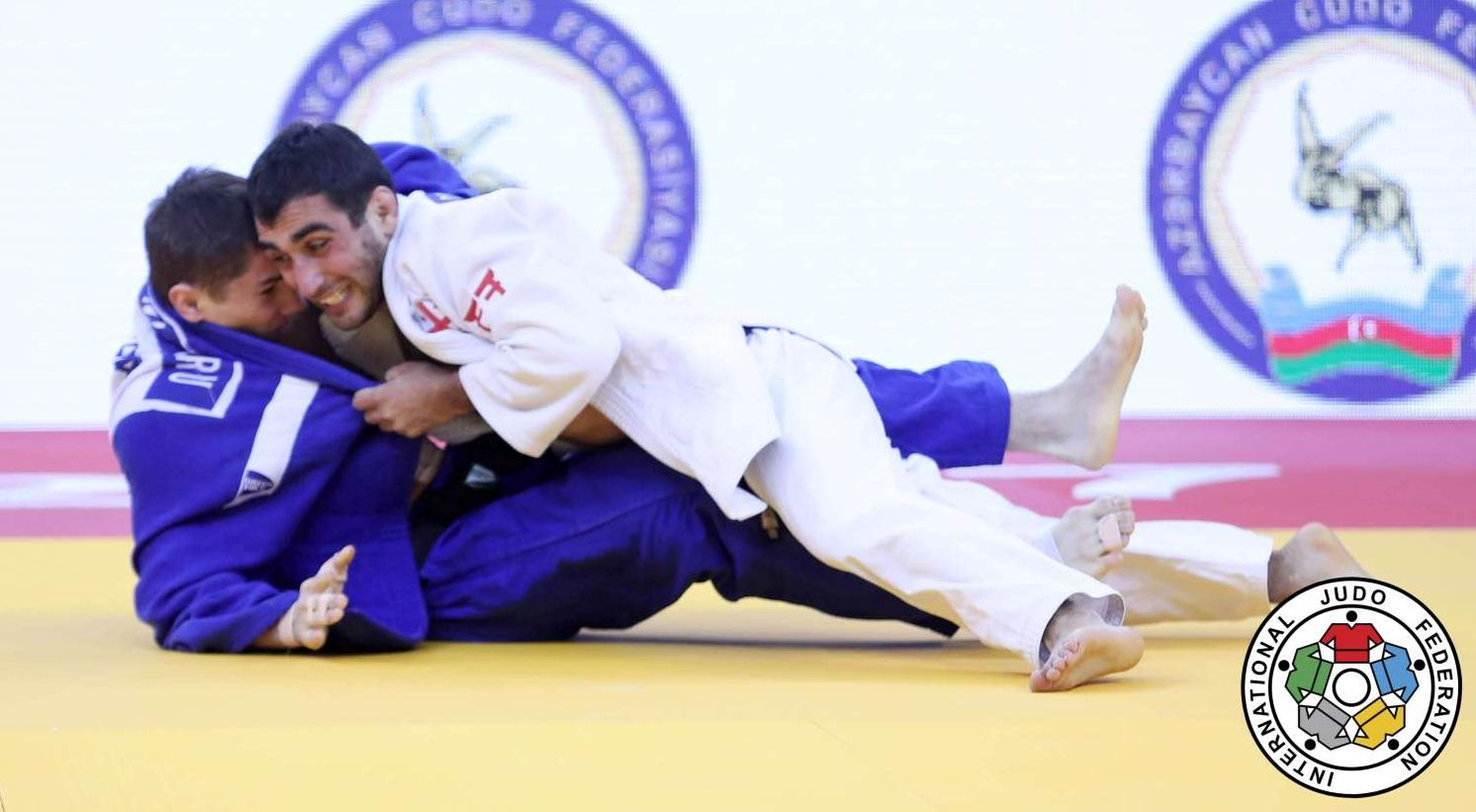 Lasha Giunashvili's Bronze in Grand Slam
