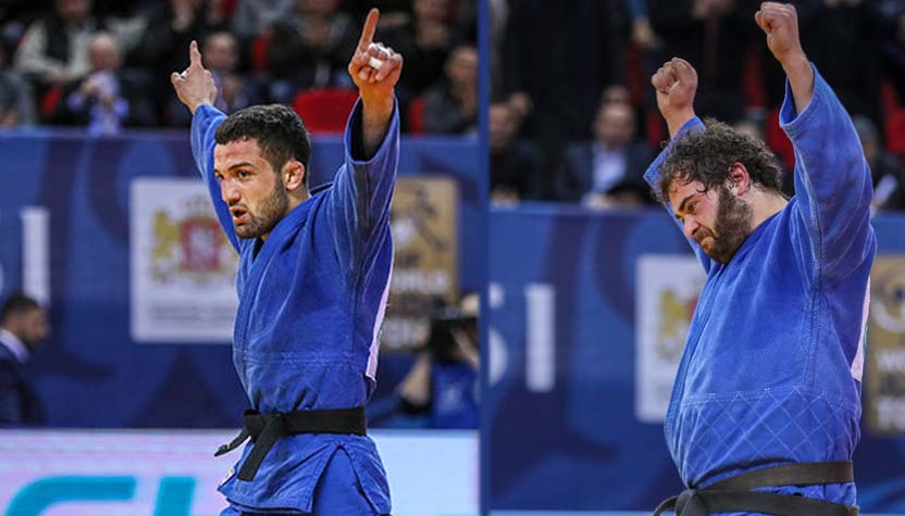 Lukhum Chkhvimiani and Levan Matiashvili won Tbilisi Grand Prix