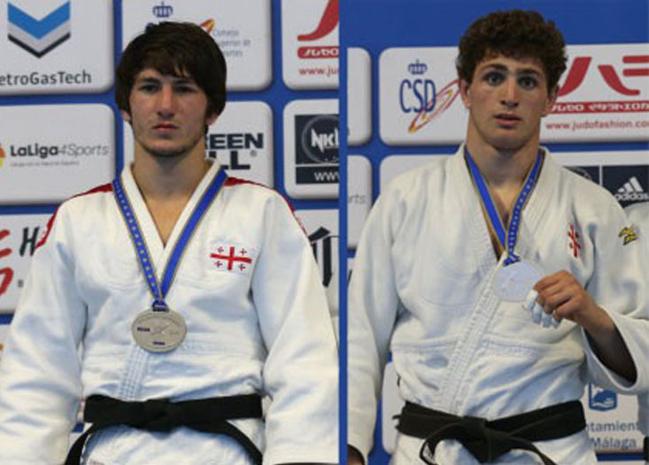 2 Silver in the European Championships