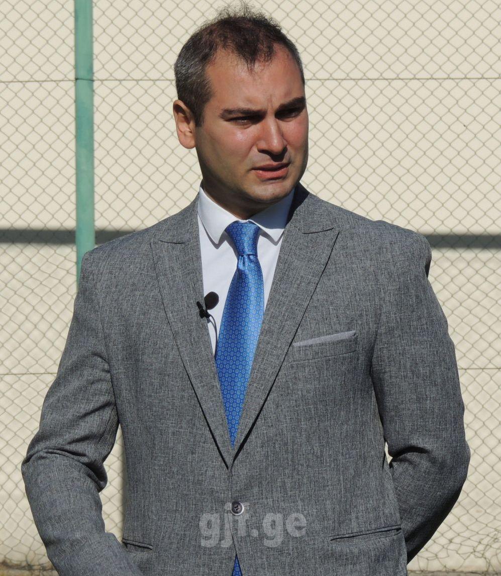 Giorgi Atabegashvili was elected as the Georgian Judo Federation President