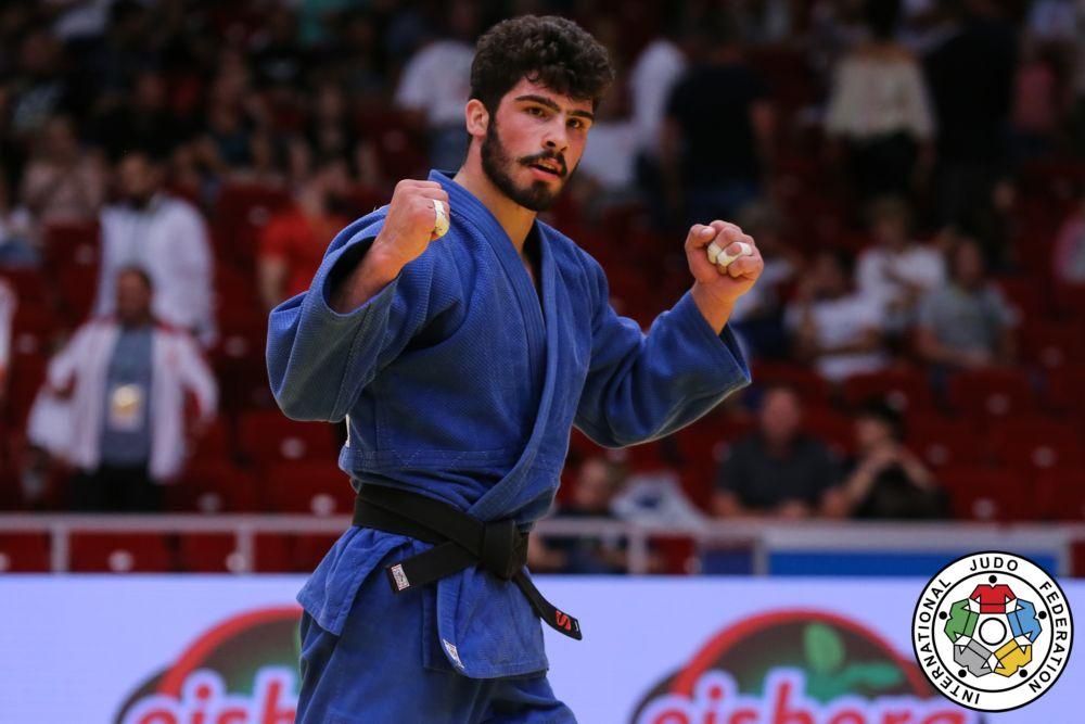 Tato Grigalashvili won Budapest Grand Prix