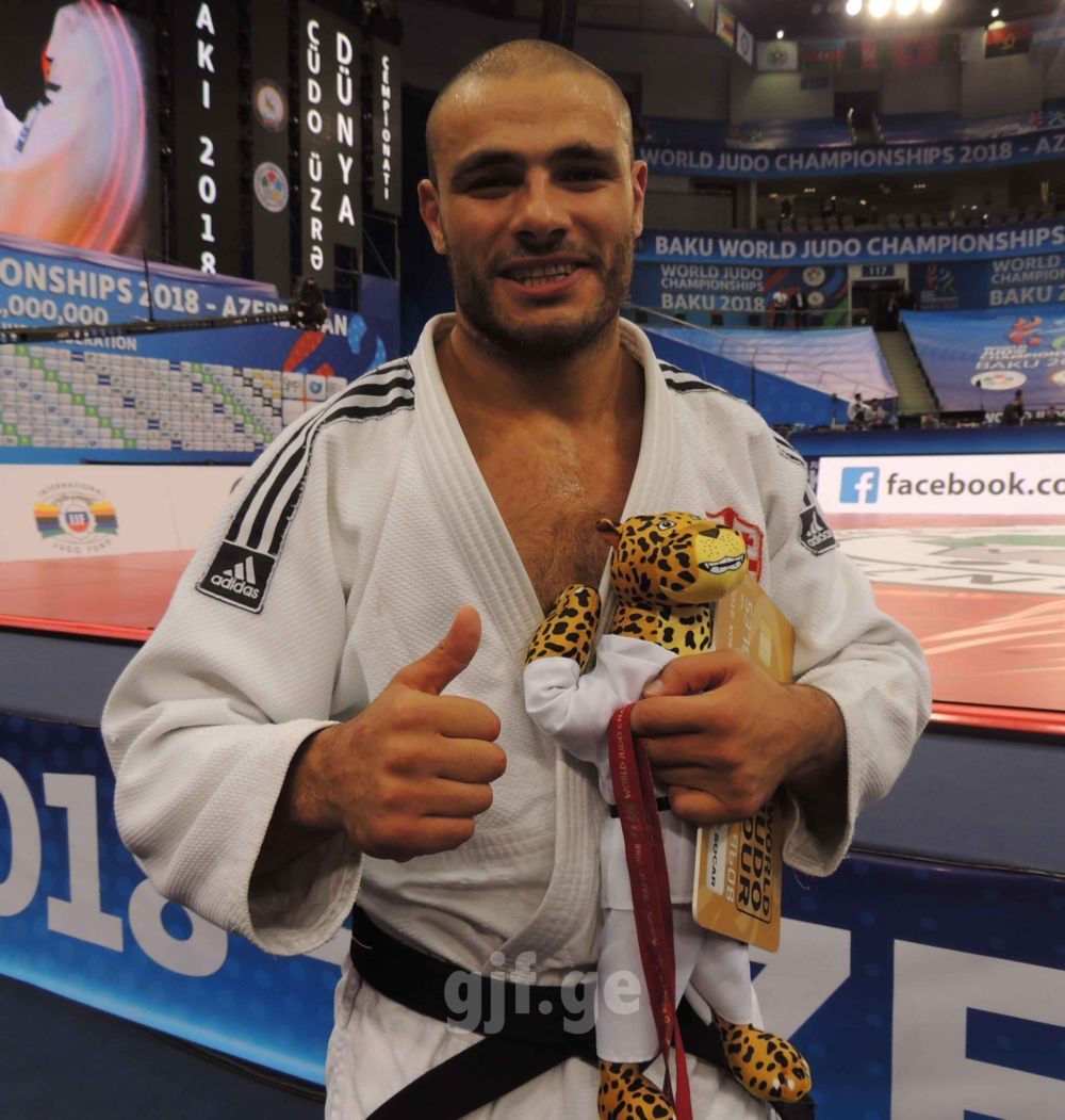 Guram Tushishvili World Champion!