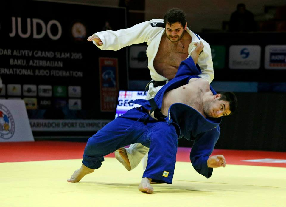 Matiashvili's Bronze in the Grand Slam