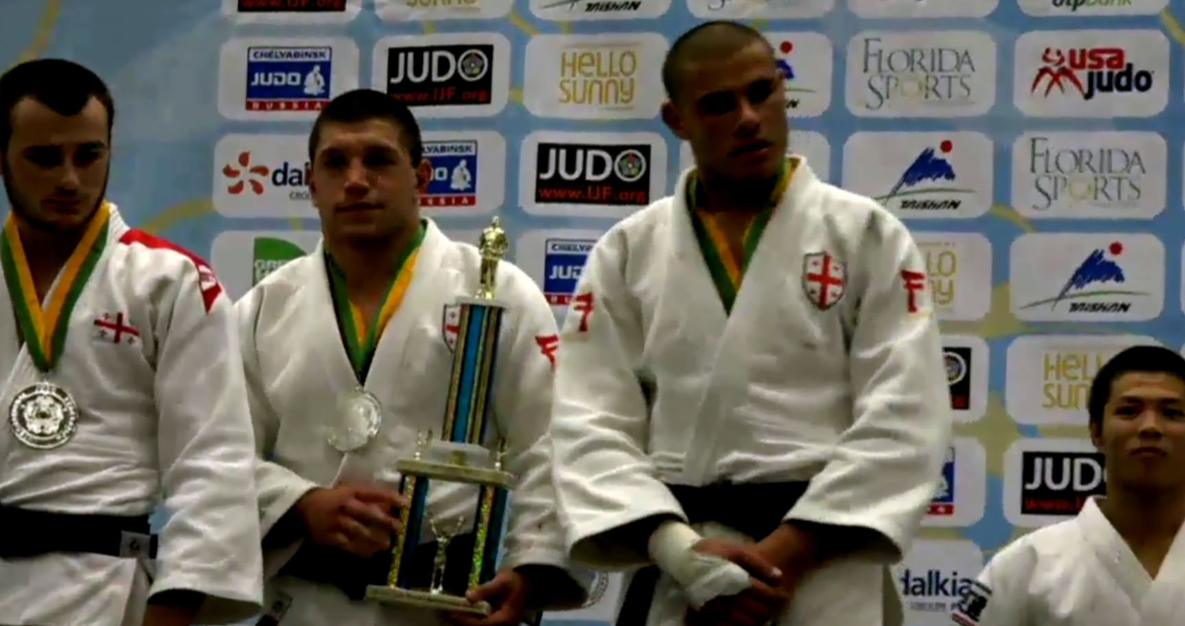 Silver in the World Team Champioonships