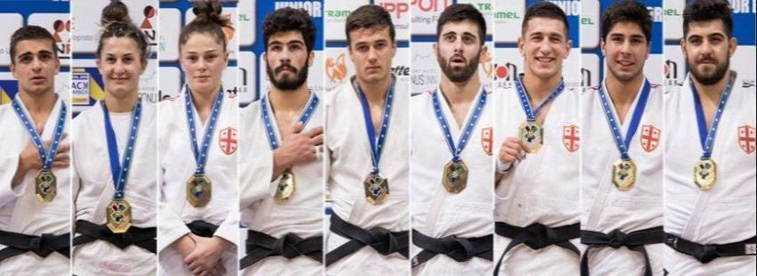 Fantastic results in the European Championships