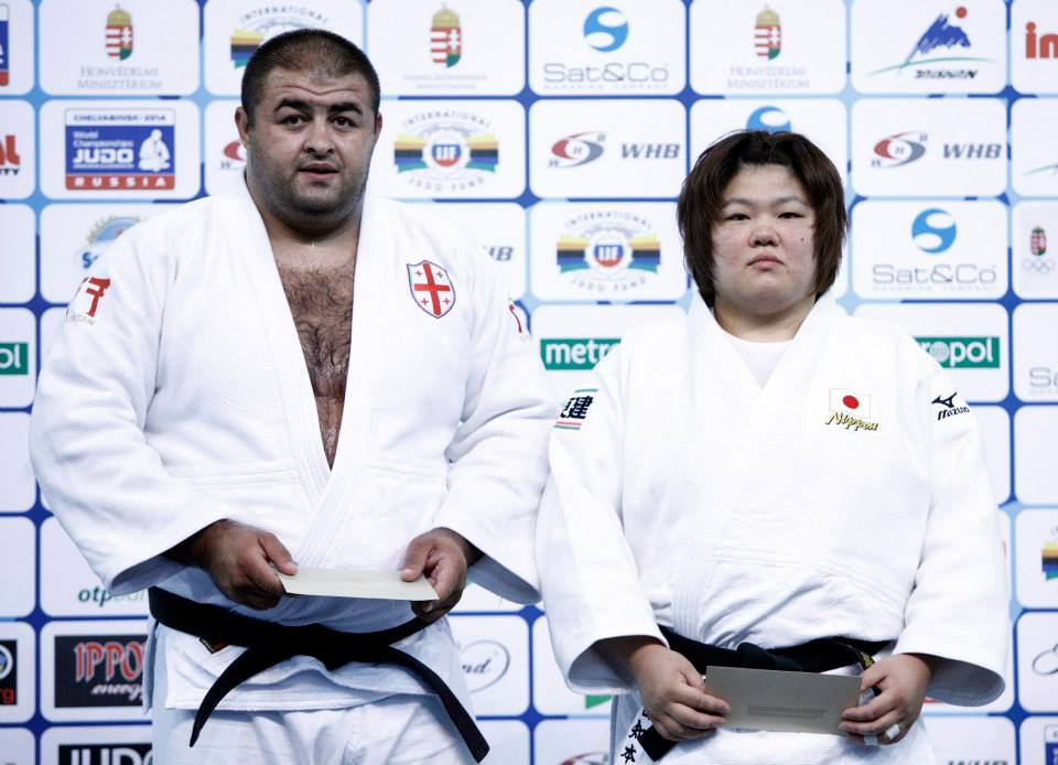 Adam Okruashvili - The Best Male Judoka of Budapest Grand Prix