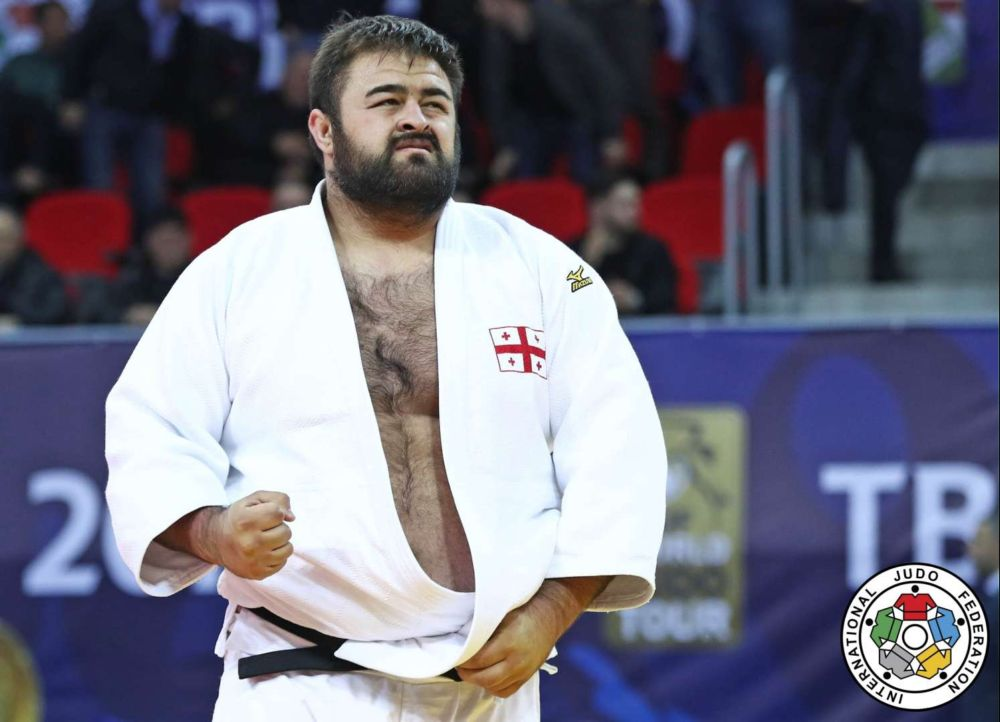 Adam Okruashvili won Tbilisi Grand Prix