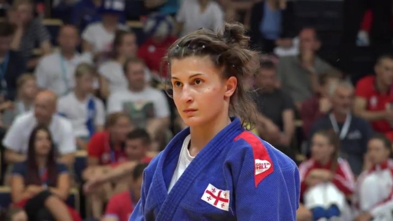 Eter Liparteliani is the European Champion