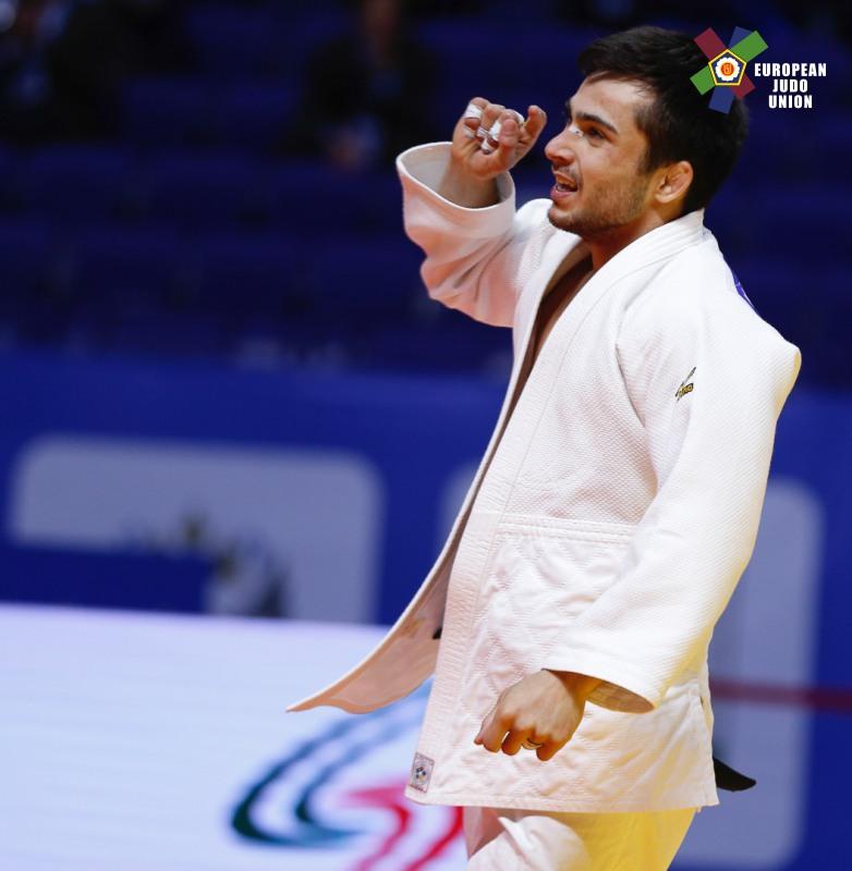 Vazha Margvelashvili  - European Champion