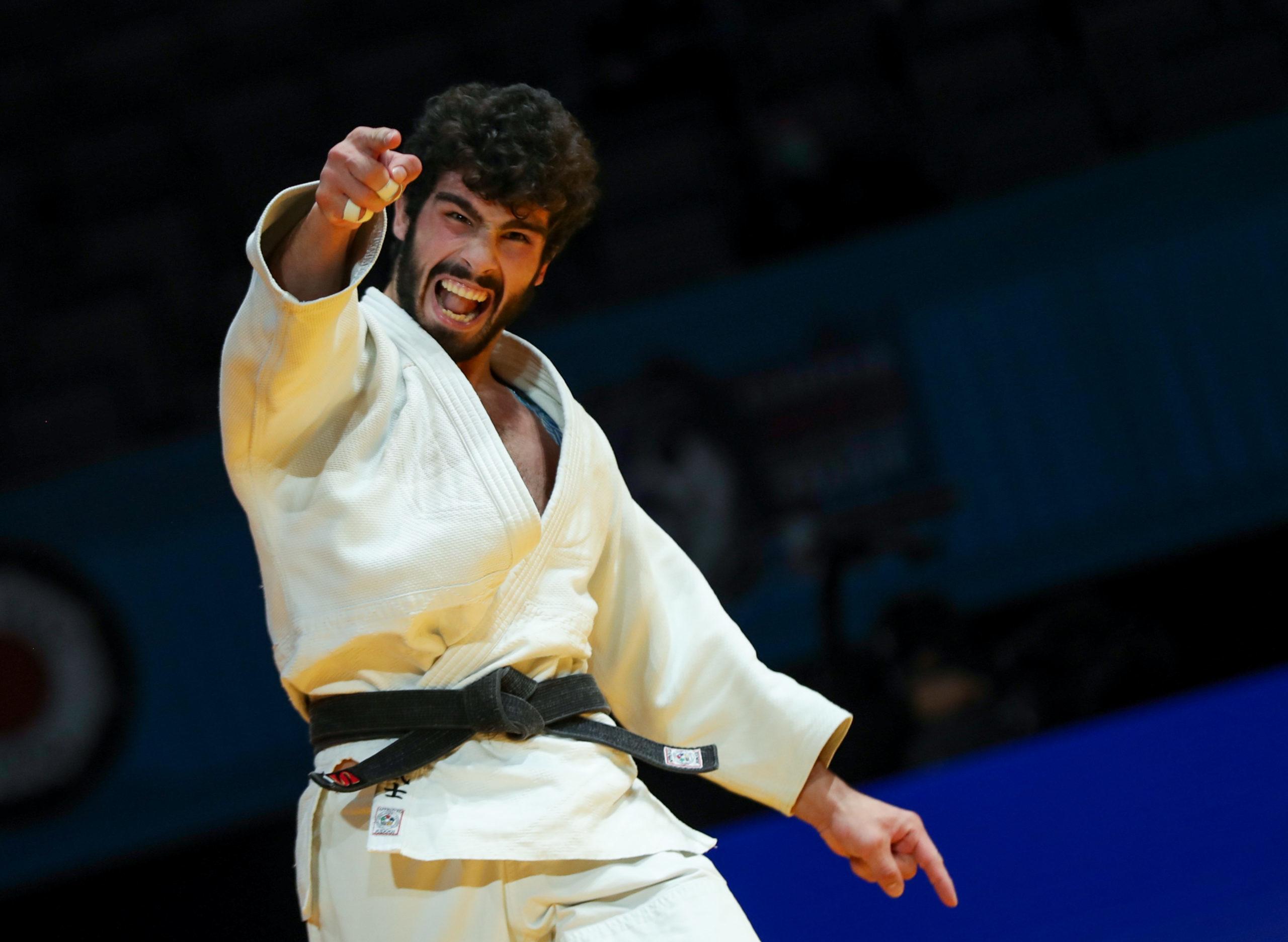 Tato Grigalashvili won European Championships