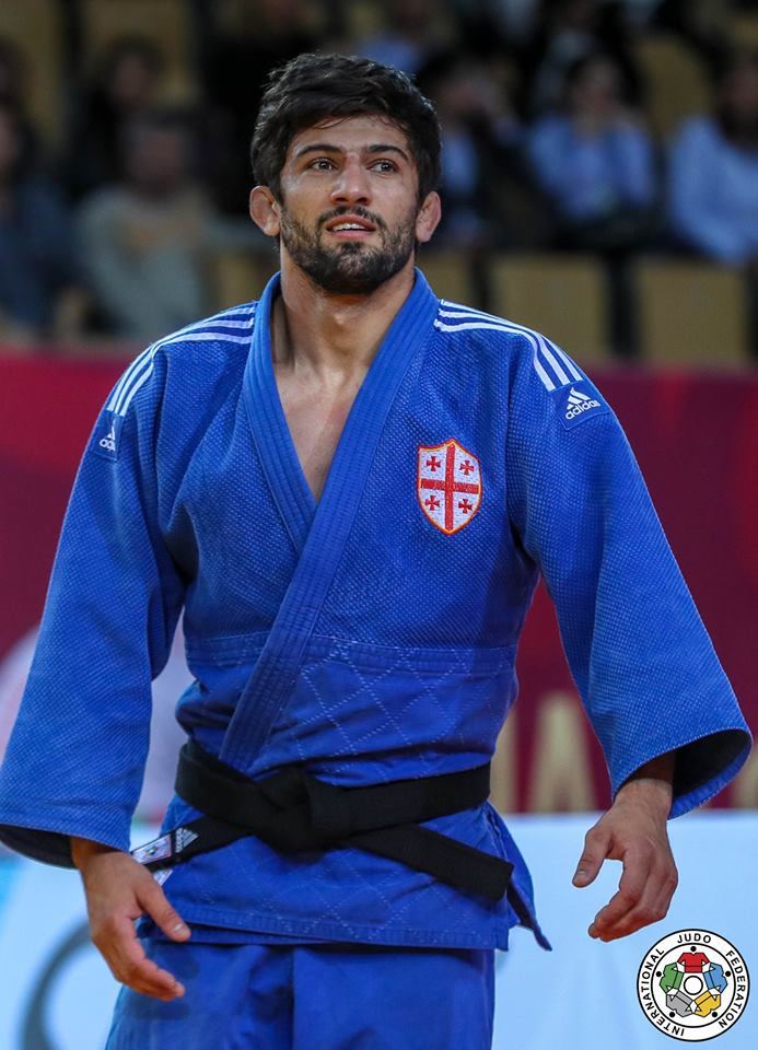 Lasha Shavdatuashvili won Abu Dhabi Grand Slam