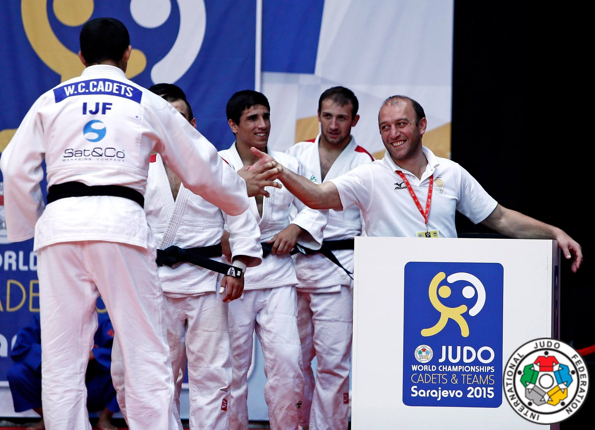 Bronze in the Team Championships