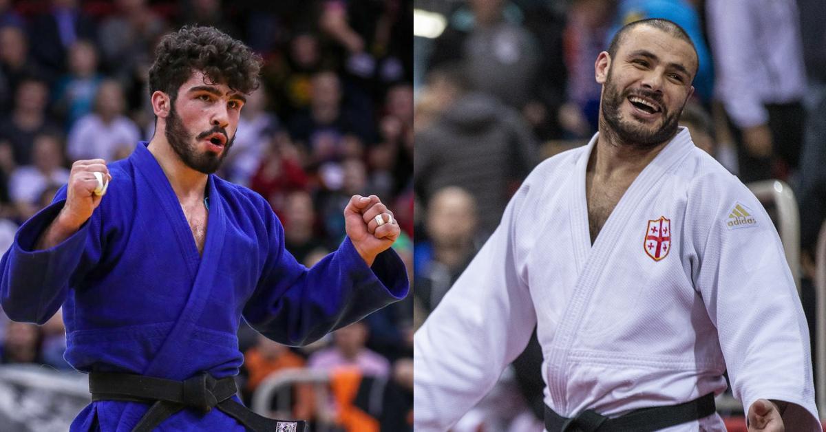 Grigalashvili and Tushishvili won Dusseldorf Grand Slam