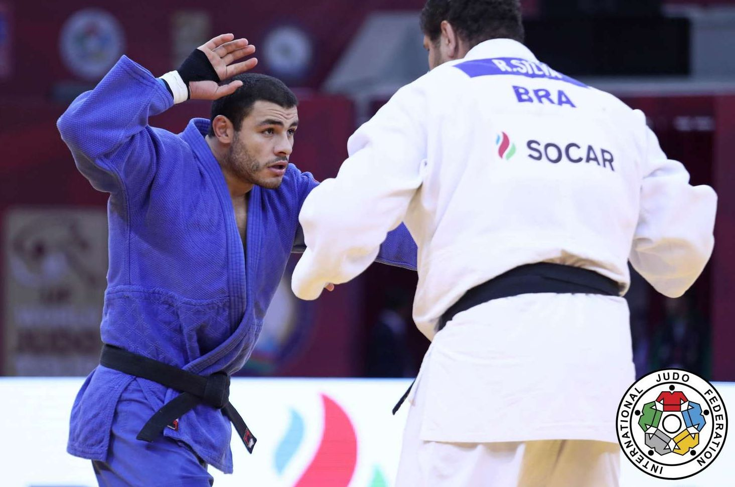 Guram Tushishvili won Baku Grand Slam