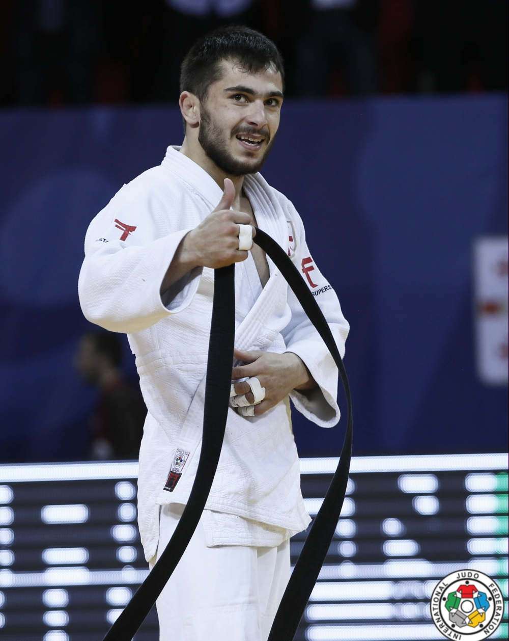 Vazha Margvelashvili won Tbilisi Grand Prix