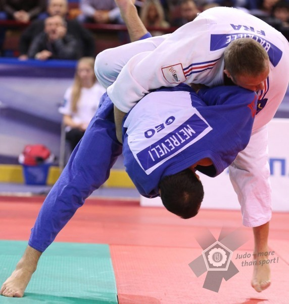 Nodar Metreveli is the winner European Open