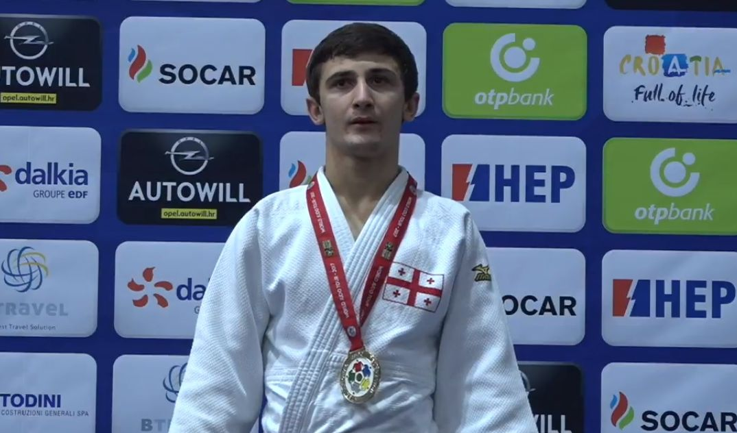 Jaba Papinashvili - World Champion