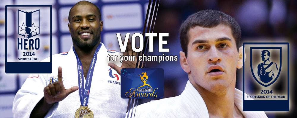 BOTH CHAMPIONS NEED YOUR VOTES
