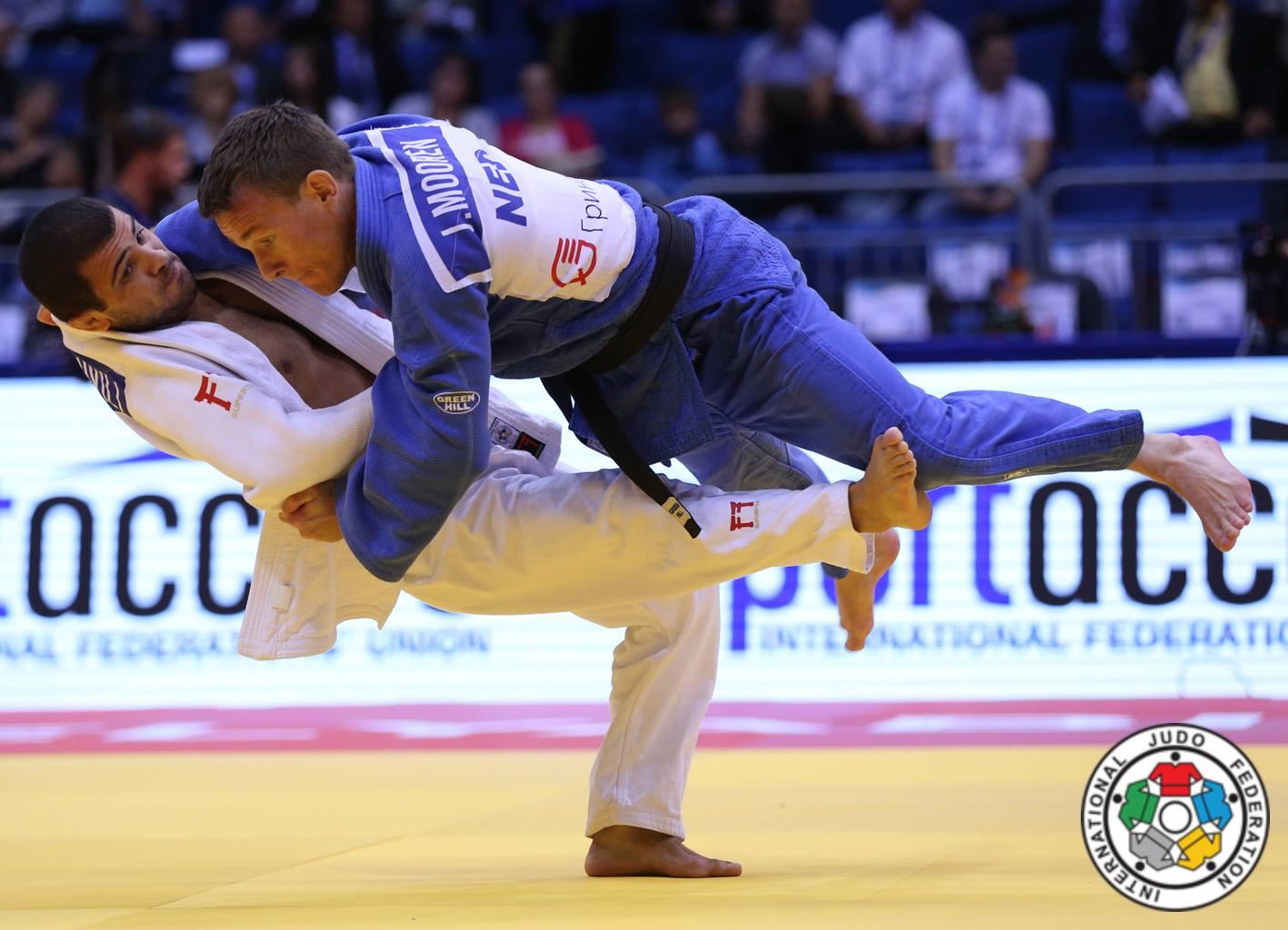 Papinashvili won bronze medal