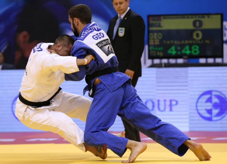 Nugzar Tatalashvili won Ulaanbaatar Grand Prix