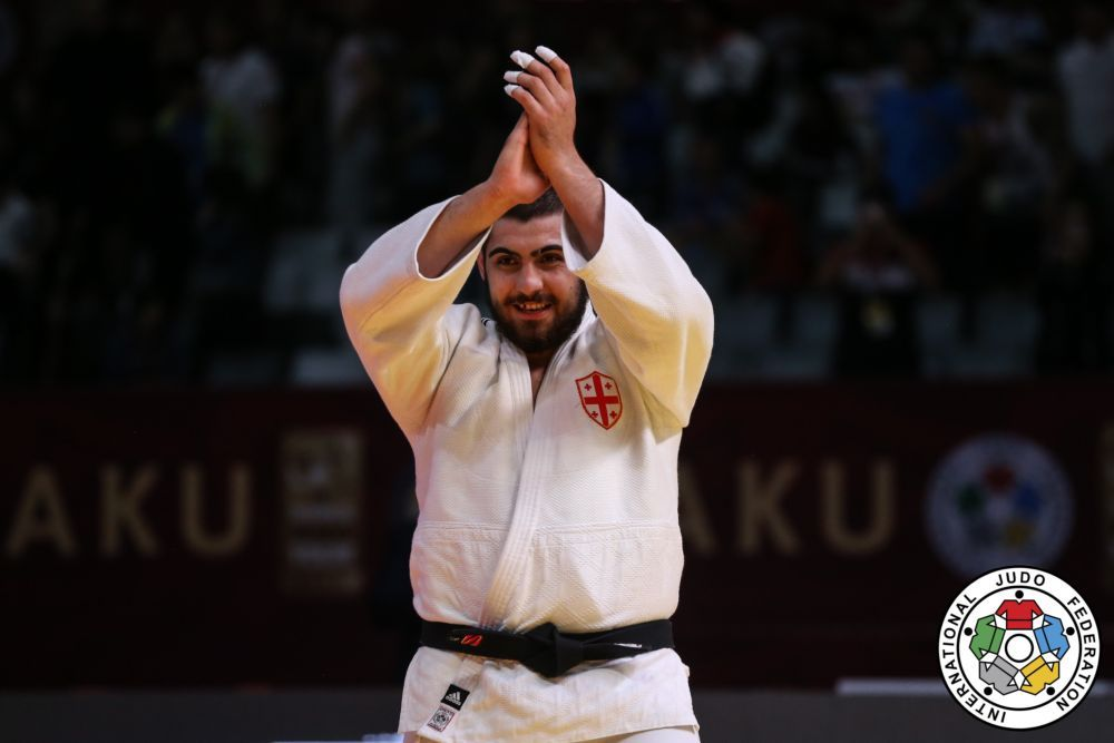 Gela Zaalishvili won Baku Grand Slam