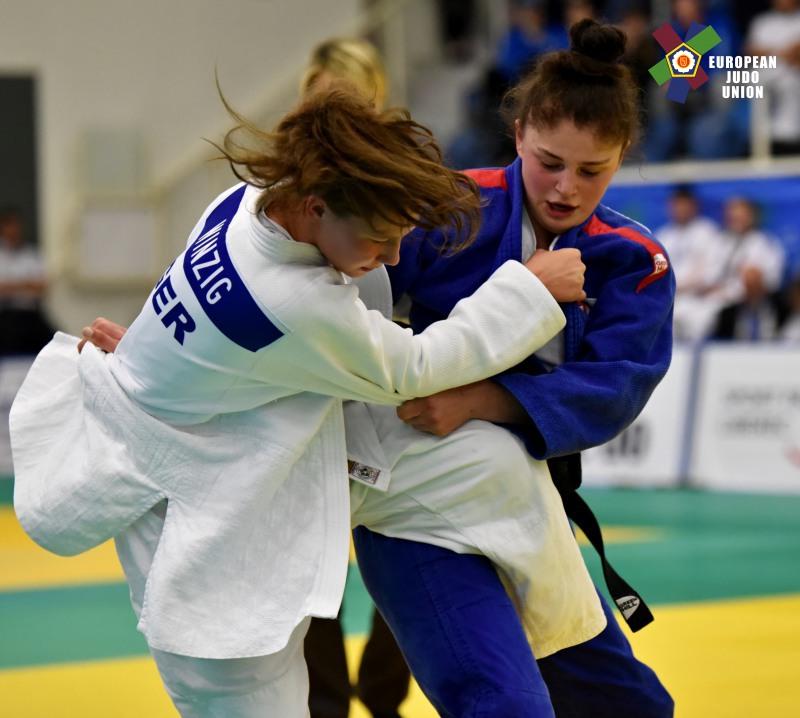 Mariam Tchanturia won European Cup