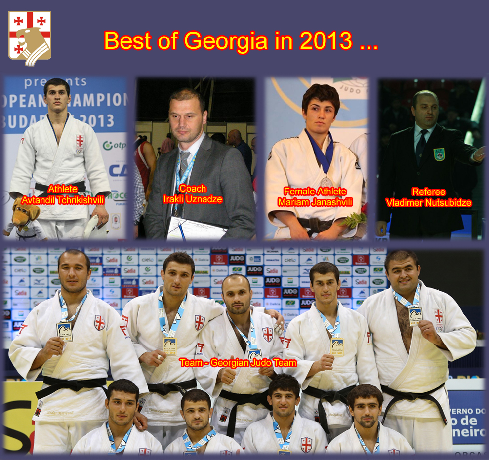 Best of Georgia in 2013