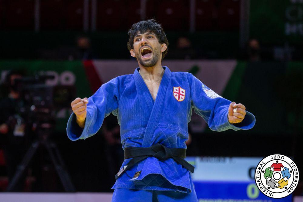 Lasha Shavdatuashili - World Champion