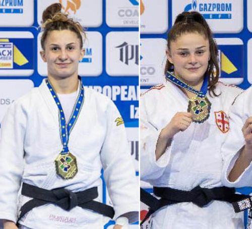 Georgian girls triumph in Russia