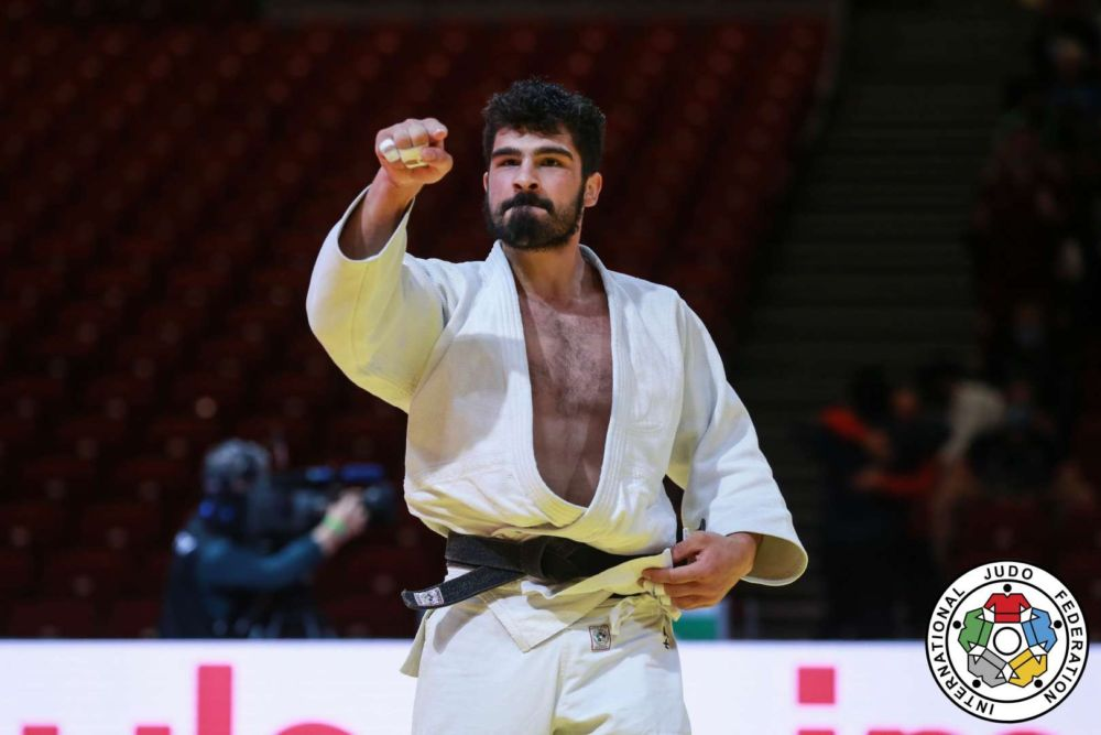 Grigalashvili's silver in the World Championships