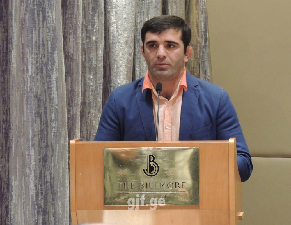 David Kevkhishvili re-elected as President of Georgian Judo Federation