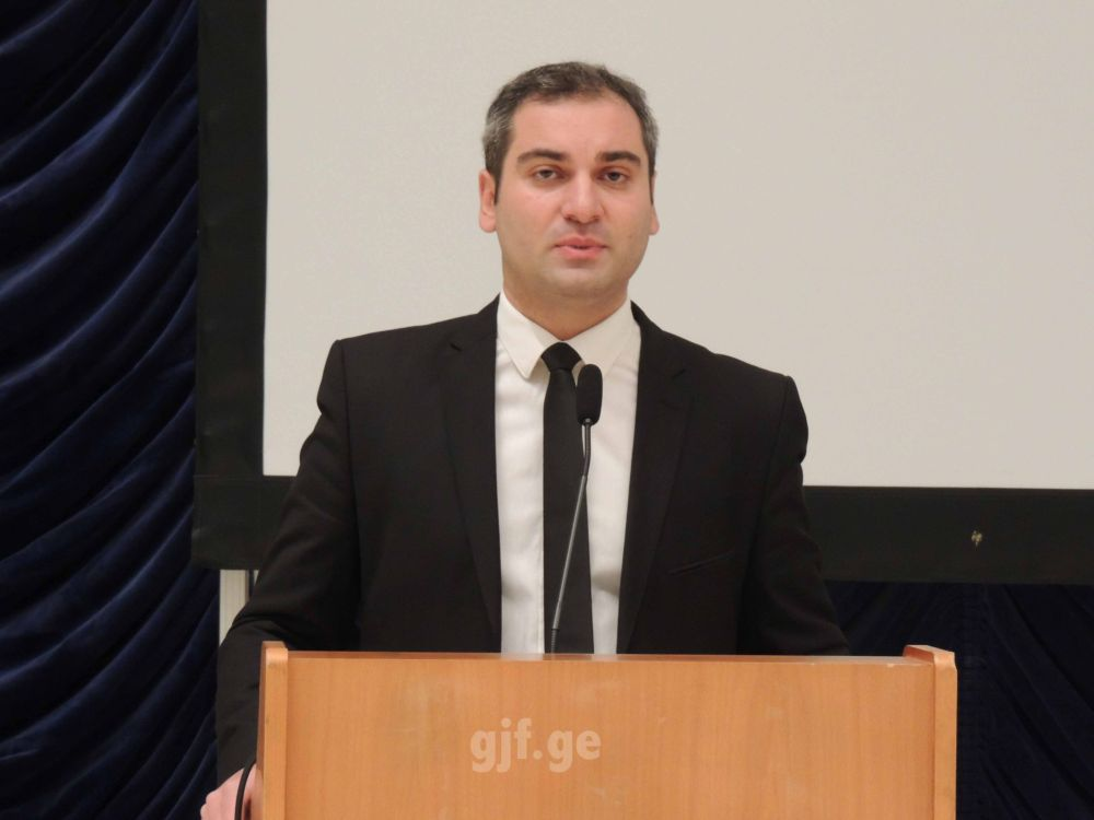 Giorgi Atabegashvili was elected as the GJF President